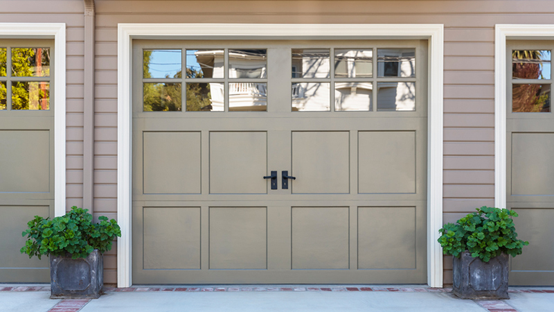Are Side Hinged Garage Doors The Perfect Fit For You Ace Garage